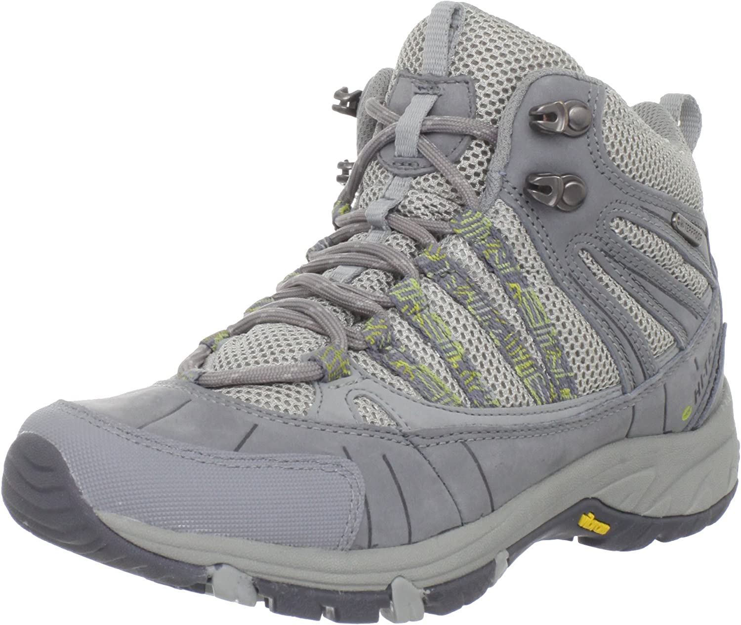 Hi-Tec Womens Harmony Mid Waterproof Trail Shoe