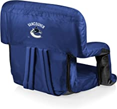PICNIC TIME NHL Vancouver Canucks Portable Ventura Reclining Stadium Seat
