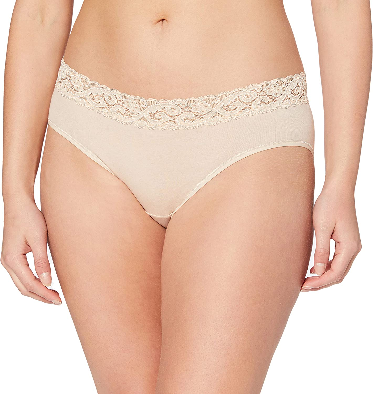 Hanro Women's Indefinitely Excellent Moments Hipster Panty