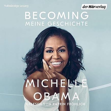 BECOMING (German edition): Meine Geschichte