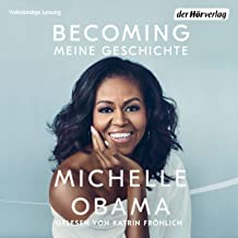 BECOMING (German edition): Meine Geschichte