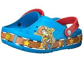 3afc0543e0c6fc Crocs Kids Crocband Fun Lab Buzz Lights Clog (Toddler Little Kid) at 6pm