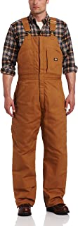 Dickies Men's Premium Insulated Duck Bib All