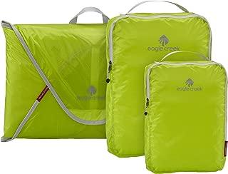 Eagle Creek Pack-It Specter Packing Organizer Starter Set , Strobe Green, Set of 3