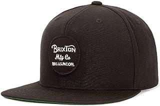 Brixton قبعة ويلر للرجال متوسطة الحجم قابلة للتعديل