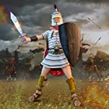 High quality epic combat tactical battle simulation. Amazing graphics and challenging levels to fight. Advanced strategy missions and exciting story-line. Ultimate hero warriors, spear man and archer fight. Powerful deadly weapons and gun models. Str...