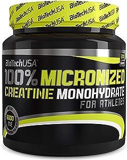 Biotech USA 100%, Monohydrate Creatina, 1000g