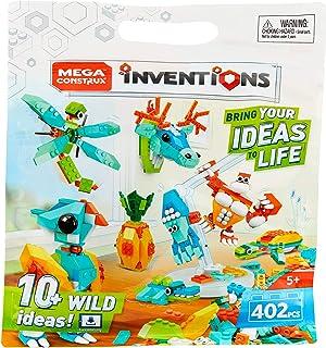 Mega Construx Inventions Wild Pack