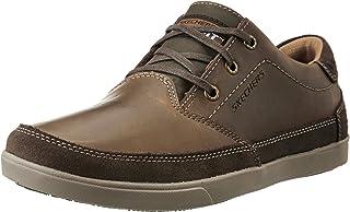 Skechers Cardova Marron, Chaussures de Ville/Bateaux Homme