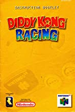 Diddy Kong Racing N64 Instruction Booklet (Nintendo 64 Manual Only) (Nintendo 64 Manual)