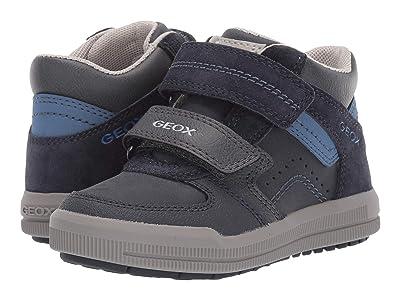 Geox Kids Jr Arzach 16 (Toddler) (Navy/Avio) Boys Shoes