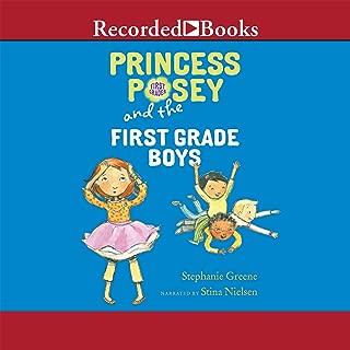 Princess Posey and the First-Grade Boys: Princess Posey, Book 8