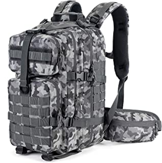 Gelindo Military Tactical Backpack, Army Molle Bag for Hunting, Camping,Hiking 35L