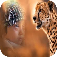 Animal Wildlife Photo Montage