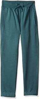 Fox Boy's Relaxed Fit Trousers (612157_Bottle Gr_4)