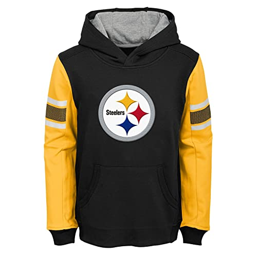 Outerstuff NFL Boys Kids   Youth Boys Man in Motion Pullover Hoodie 7a83b47ed