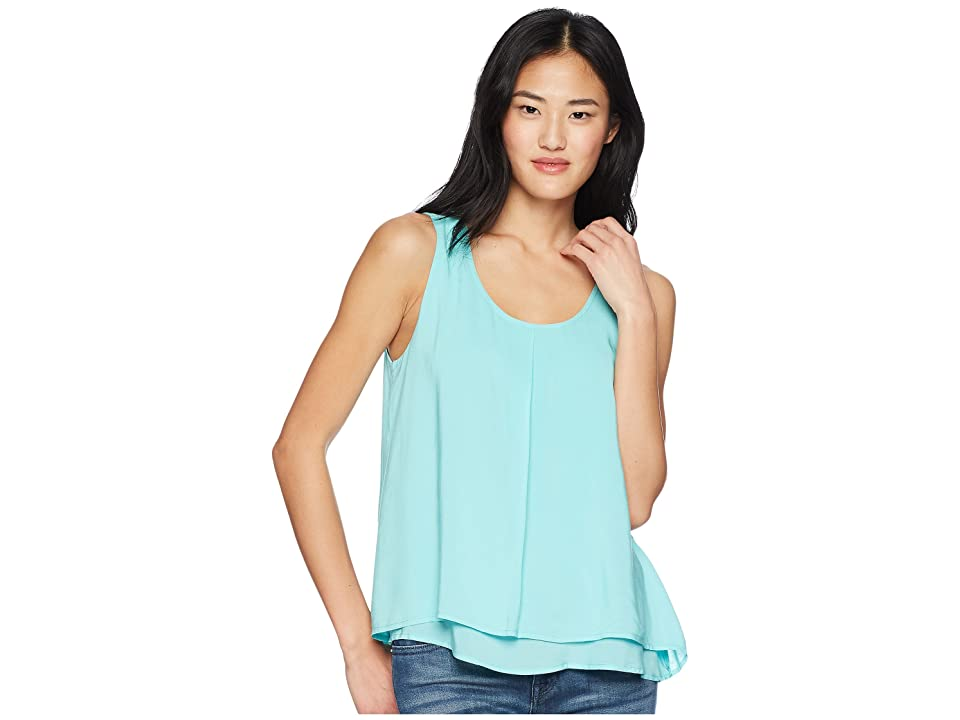 Ariat Jojo Tank Top (Aruba Blue) Women