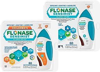 Sponsored Ad - Flonase Sensimist Allergy Relief Nasal Spray Non-Drowsy Allergy Medicine for Kids and Allergy Medicine for ...