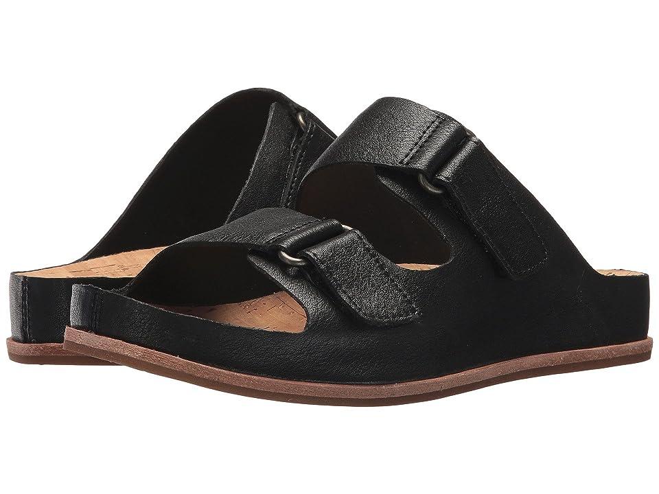 Kork-Ease Torreya (Black Full Grain Leather) Women
