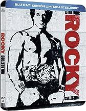 Rocky 1-6 Steelbook Blu-Ray [Blu-ray]
