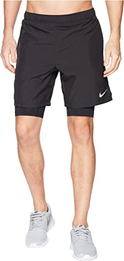 "Dry Shorts Challenger 7"" 2-in-1"