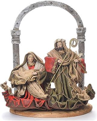 "6 Piece Avalon Gallery Michael Adams Nativity Set 5/"" H Gift Boxed YC169 New"