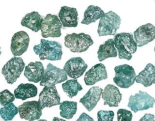 Natural Loose Diamond Rough Drilling Bedas Shape Blue Color I3 Clarity 2.00 Ct Lot L12