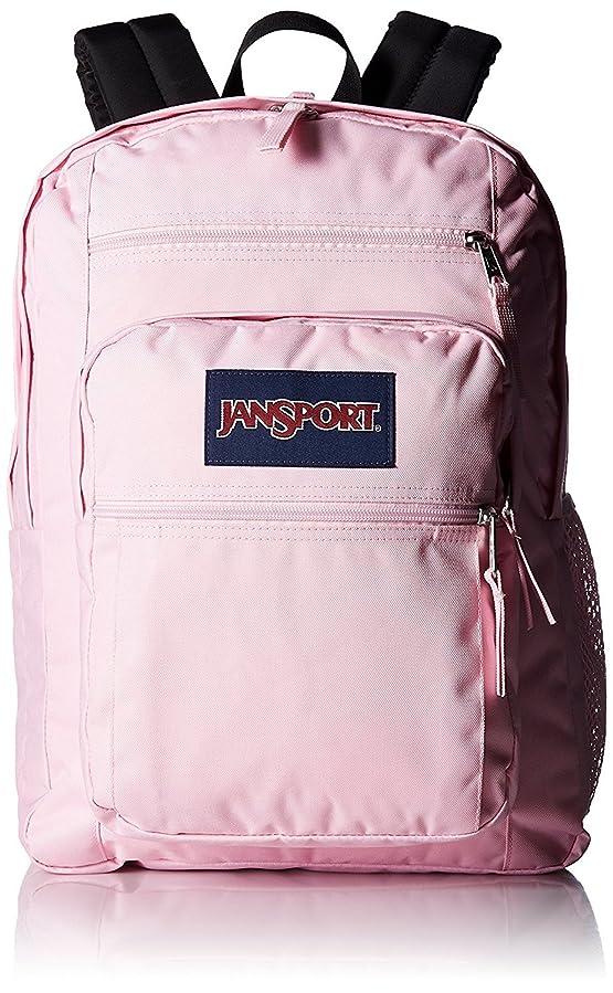 八乳受け入れ(ジャンスポーツ) JANSPORT バックパック Big Student (Pink Mist) JS00TDN7 [並行輸入品]