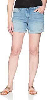 "Riders by Lee Indigo Women's Modern Collection Denim Ex-Boyfriend 5"" Rolled Cuff Short"