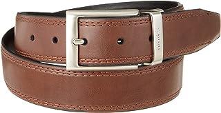 Nautica Men's Leather Reversible Belt