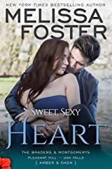 Sweet, Sexy Heart (The Bradens & Montgomerys: Pleasant Hill - Oak Falls Book 8) Kindle Edition
