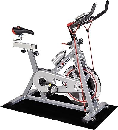 Cuerpo Xtreme Fitness Ejercicio/Paso/Aerobic/Bicicleta Alfombrilla de Piso, Suelos de protección Ejercicio Alfombrilla, Reducir la vibración de Piso, Esterilla de Fitness