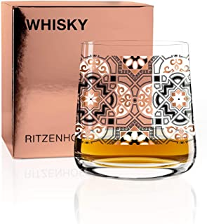 RITZENHOFF Next Whisky Whiskyglas von sieger design, aus Kristallglas, 250 ml