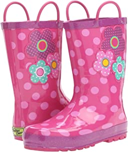 Western Chief Kids Flower Cutie Rain Boot (Toddler/Little Kid/Big Kid)
