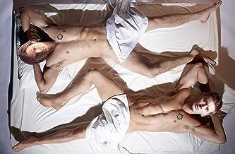 Generic Supernatural Jensen Ackles and Jared Padalecki Shirtless Pillowcase 20
