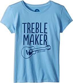 Treble Maker Crusher T-Shirt (Little Kids/Big Kids)