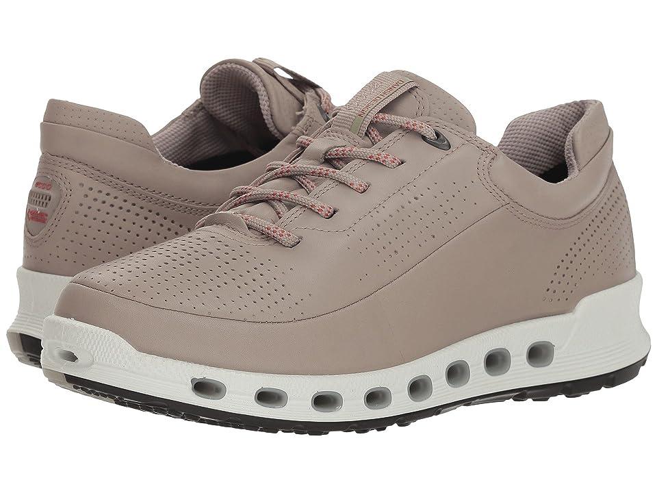 ECCO Sport Cool 2.0 Gore-Tex Sneaker (Moon Rock) Women