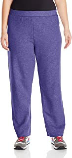 JUST MY SIZE Women's Plus-Size Fleece Sweatpant