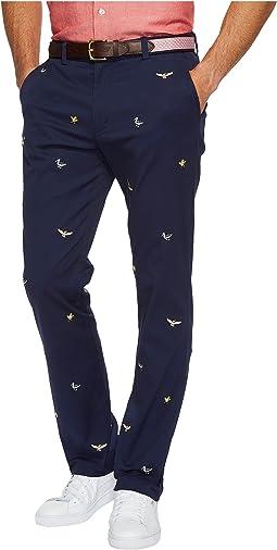 Vineyard Vines Golf - Tossed Eagle Birdie Albatross Golf Pants