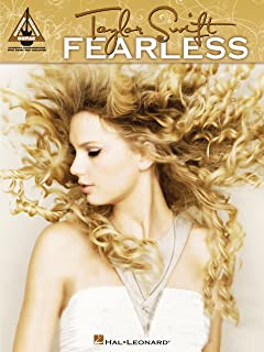 Taylor Swift - Fearless Songbook (Guitar Recorded Versions)