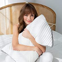product image for Brentwood Home Cypress Pillow, Cool, Breathable, and Hypoallergenic, Made in California, Queen Size