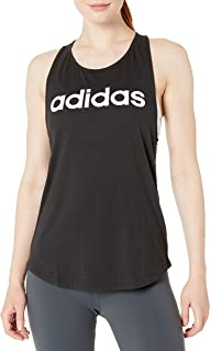 adidas Women's Essentials Linear Loose Tank Top