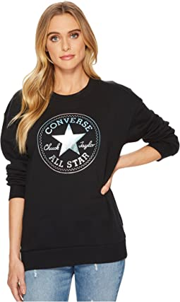 Converse - Shine Pack Graphic Oversized Crew