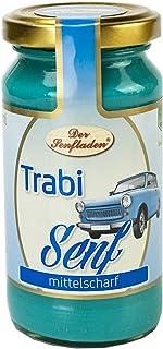 Altenburger Original Trabi Senf - mittelscharfer, blauer Senf 200ml Glas