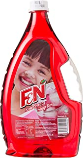 F&N Rose Syrup Cordial, 2L (Pack of 6)