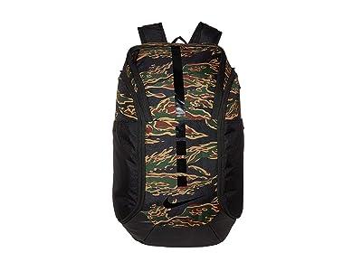 Nike Hoops Elite Pro Backpack (Black/Beechtree/Black) Backpack Bags