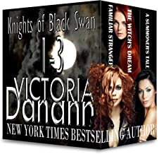 Knights of Black Swan Paranormal Romance Series, Books 1-3: Five Time Winner BEST PARANORMAL ROMANCE SERIES! (Knights of B...