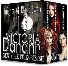 Knights of Black Swan, Books 1-3: Five Time Winner BEST PARANORMAL ROMANCE SERIES! (Knights of Black Swan Box Set Book 1)