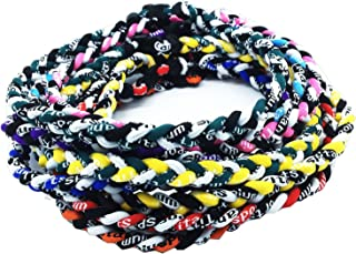 Package of 10 Assorted Tornado Necklaces-20 Length
