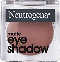 Neutrogena Matte Eye Shadow with Antioxidant Vitamin E, Easy-to-Apply Eye Makeup with a Matte Finish, Dusty Mauve, 1.0 oz